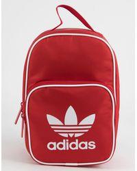 adidas Originals Santiago Lunch Bag - Red