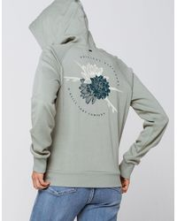 O'neill Sportswear - Visionary Ii Womens Hoodie - Lyst