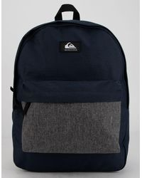 Quiksilver Everyday Poster Navy Backpack - Blue