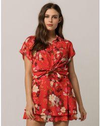 O'neill Sportswear - Kaia Womens Top - Lyst