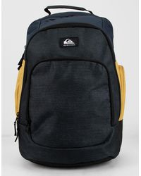 Quiksilver 1969 Special Navy & Heather Backpack - Blue