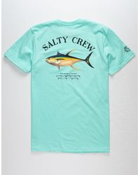 lowest discount cheap price classic shoes Salty Crew Cotton Transom Fill Mens T-shirt in White for Men - Lyst