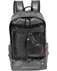 Nixon Smith Clear Backpack - Black