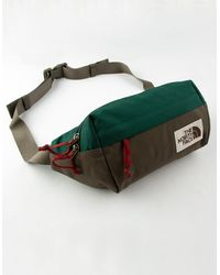 The North Face Lumbar Green Fanny Pack
