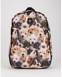 Neff Puppy Love Backpack - Multicolor