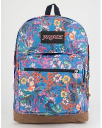 Jansport - Right Pack Expressions Yucatan Floral Backpack - Lyst