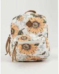 O'neill Sportswear Sol Shine Mini Backpack - Yellow