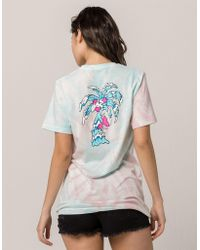 Pink Dolphin - Paradise Womens Tee - Lyst