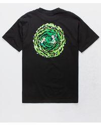 Primitive - X Rick And Morty Nuevo Portal Black Mens T-shirt - Lyst