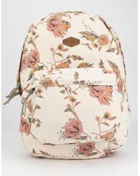 O'neill Sportswear Blazin Cream Backpack - Natural