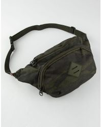 Dickies - Heather Camo Hip Sack Fanny Pack - Lyst