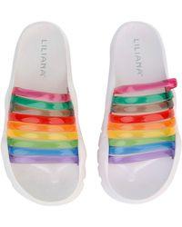 Liliana Jelli-43 Slides - Multicolour