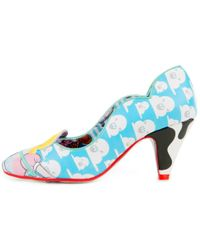 2a5aa84908 Irregular Choice - Toy Story X You're Cute When You Care Pumps - Lyst