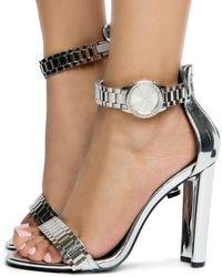 Liliana Watch Strap Heel - Multicolour