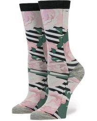 Stance Melrose - Pink