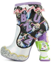 Irregular Choice Toy Story X You Are A Toy! Boots - Multicolor