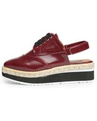 Cape Robbin Milly-1 Wine Oxford - Red