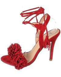 SHIEKH High Heel Edward-21 - Red