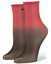 Stance Sandria Wine Socks - Multicolor