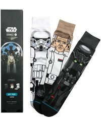 "Stance - Rogue One Box Set ""starwars Collaboration"" Socks - Lyst"