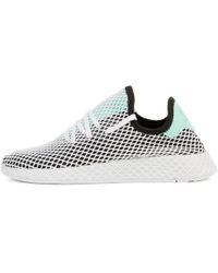 buy online ad299 ec6dd adidas - Deerupt Runner - Lyst