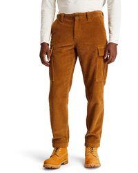Timberland Pantalon Cargo - Marron