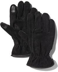 Timberland Gants Utilitaires - Noir