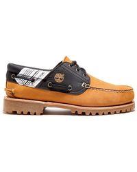 Timberland Authentics Bootsschuh Mit 3 Ösen - Gelb