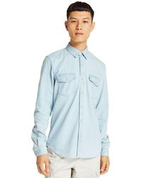 Timberland Camicia - Blu
