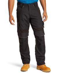 Timberland Pantalon De Travail Interax Pro® Noir