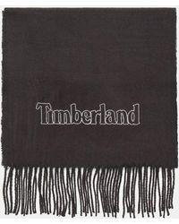 Timberland Coffret-cadeau Écharpe - Noir
