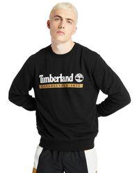 Timberland Sweat-shirt Established 1973 - Noir