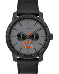 Timex - Watch Home Team Chicago Bears Black/gray - Lyst