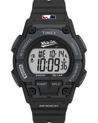 Timex Watch Takeover Chicago White Sox Black/digital