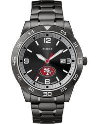 Timex Watch Acclaim San Francisco 49ers Black
