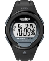 Timex - Mens Ironman T5k608 10-lap Black Watch - Lyst
