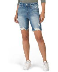 Tj Maxx Juniors Bermuda Shorts - Blue