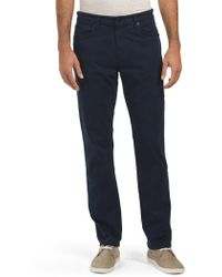 Tj Maxx - Made In Usa Cole Relaxed Straight Pant - Lyst