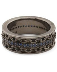 Tj Maxx - Men's Made In Uk Sterling Silver Ring - Lyst