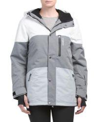 Tj Maxx - Coral Ski Jacket - Lyst