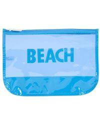 Tj Maxx - Neon Clear Beach Case - Lyst