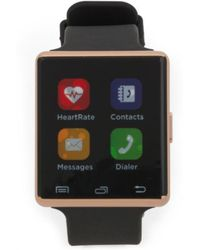 Tj Maxx - Air 2 Smartwatch With Heartrate Monitor And Silicone Strap - Lyst