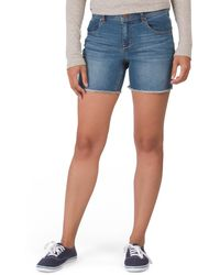 Tj Maxx Denim Shorts - Blue