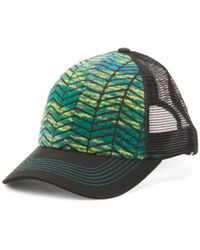 Tj Maxx - Embroidered Woven Baseball Cap - Lyst