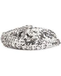 Tj Maxx - Sequin Beret Hat - Lyst