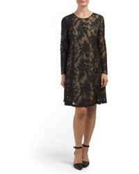 Tj Maxx - Asha Floral Detail Dress - Lyst