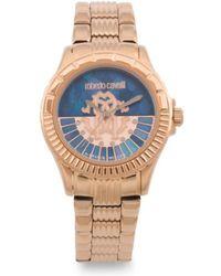 Tj Maxx - Women's Swiss Made Sophisticated Logo Bracelet Watch - Lyst