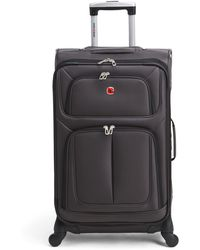 Tj Maxx 25in Softside Expandable Spinner - Gray