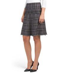 Tj Maxx - Plaid Skirt - Lyst