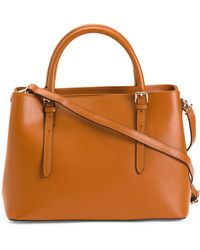 Tj Maxx - Made In Italy Leather Tote - Lyst